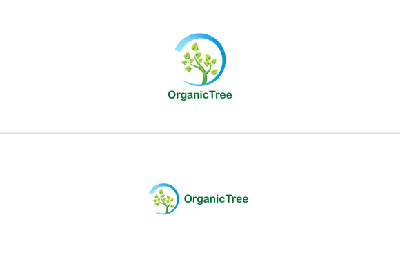 Organic Tree Logo