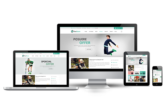 Pav Store Responsive Opencart Theme ~ Bootstrap Themes  Free Download