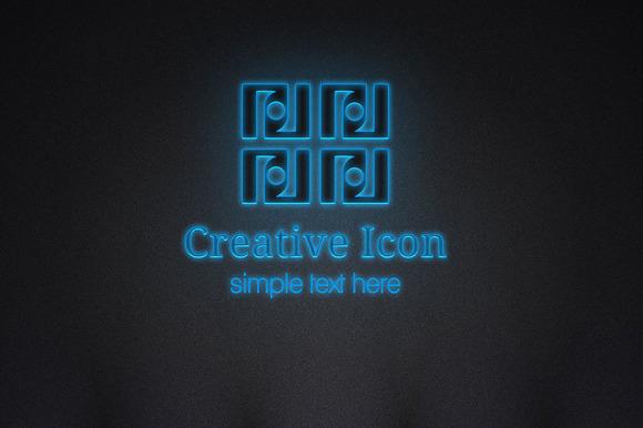 Creative Icon Logo