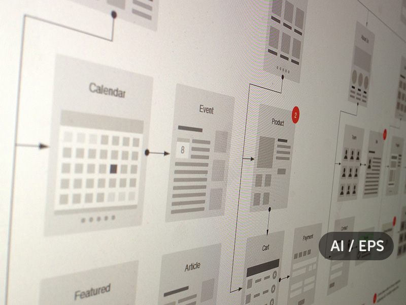 Website Flowcharts And Site Maps AI