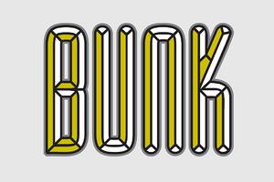 BUNK Layer Kit Font Pack $PECIAL$$