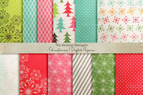 Christmas Papers 1