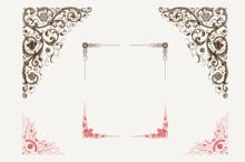 Decorative Corners N°5