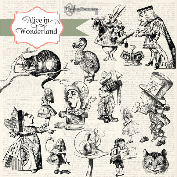 Alices Adventures in Wonderland by Lewis Carroll