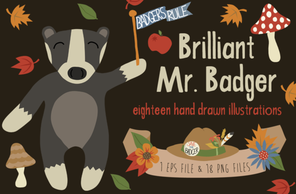 Brilliant Mr Badger