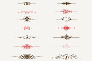 Decorative Text Dividers N°2