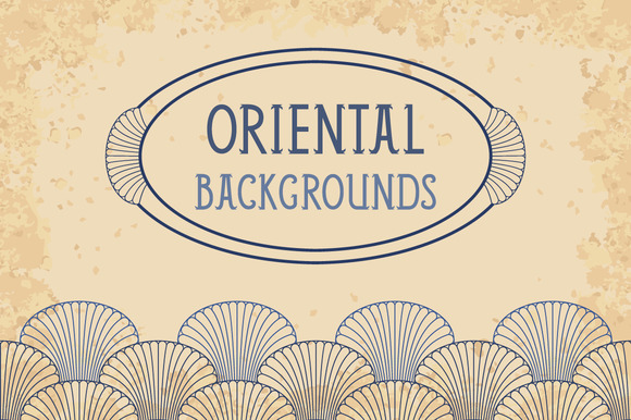 Oriental Backgrounds