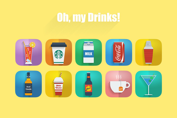 Oh My Drinks