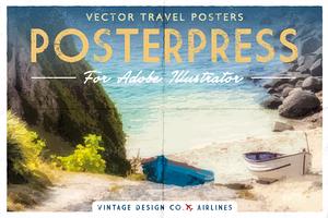 PosterPress for Illustrator