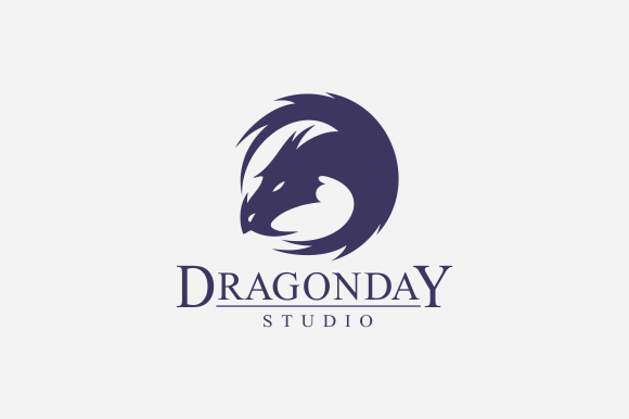 dragon day logo