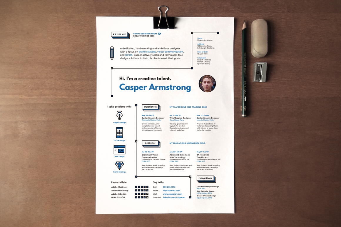 hipster resume cover letter resume templates on