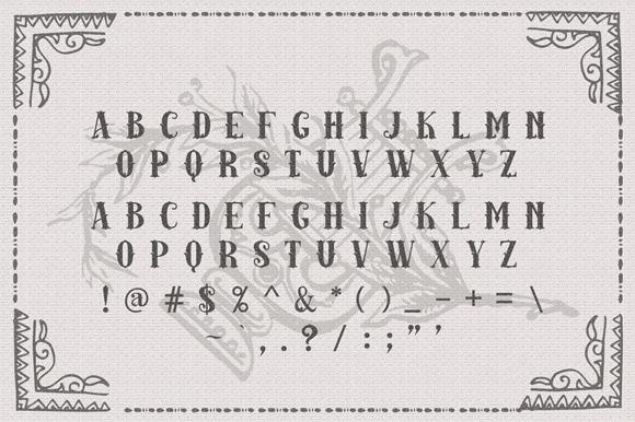 免费字体 Amazinga Typeface丨反斗限免