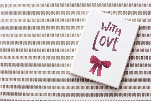 Valentine's Day vol.1 - 7 mockups - Product Mockups