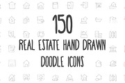 Real Estate Hand Drawn Dood-Graphicriver中文最全的素材分享平台