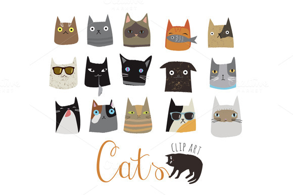 Cats.. - Illustrations