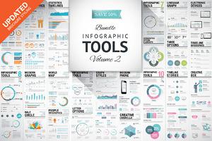 45%OFF Infographic Elements Bundle 2