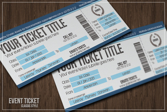 Barbeque tickets template designtube creative design for Bbq ticket template free