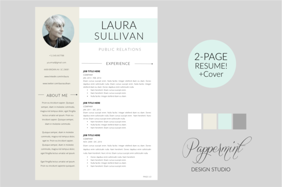 resume template cover letter word resume templates on creative