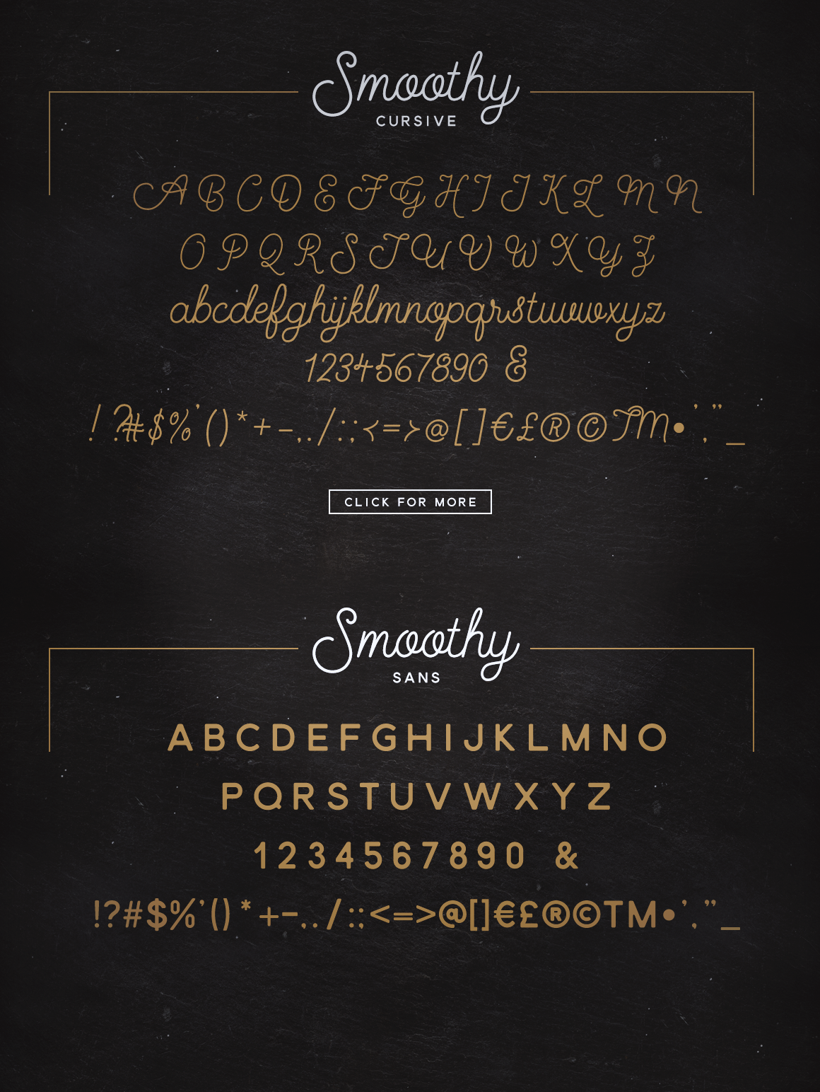 font-friday-smoothly