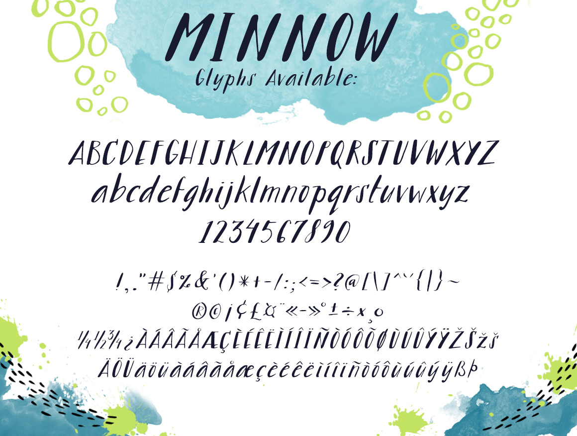 font-friday-minnow-2