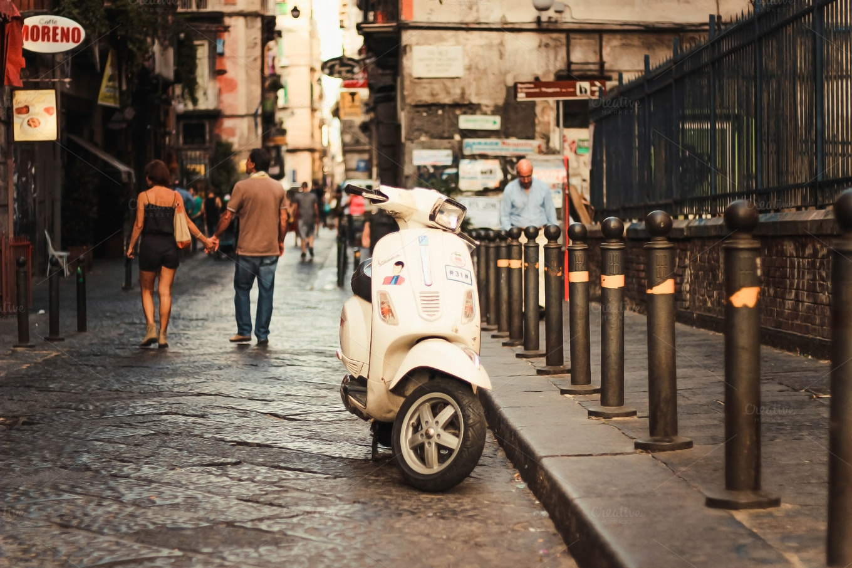 Taxi Neapel
