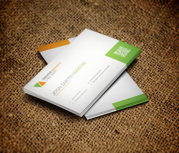 Social media business card template business card for Social media business cards template