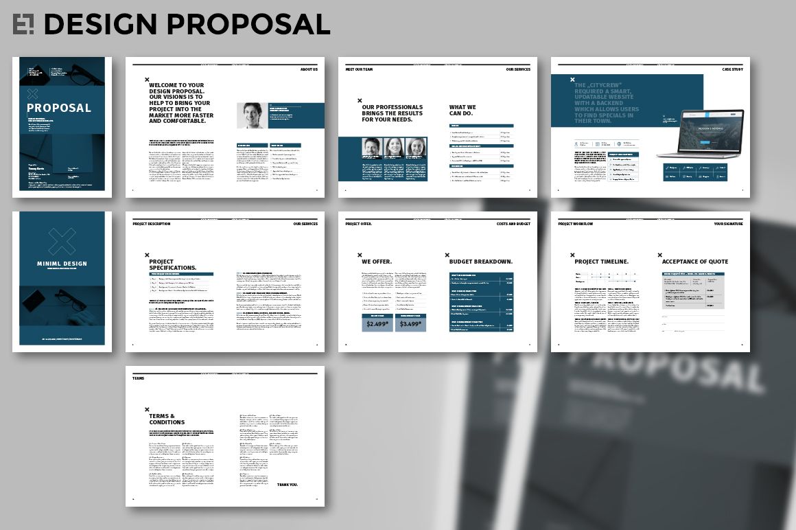 Project proposal design and technology design proposal for Charter school proposal template