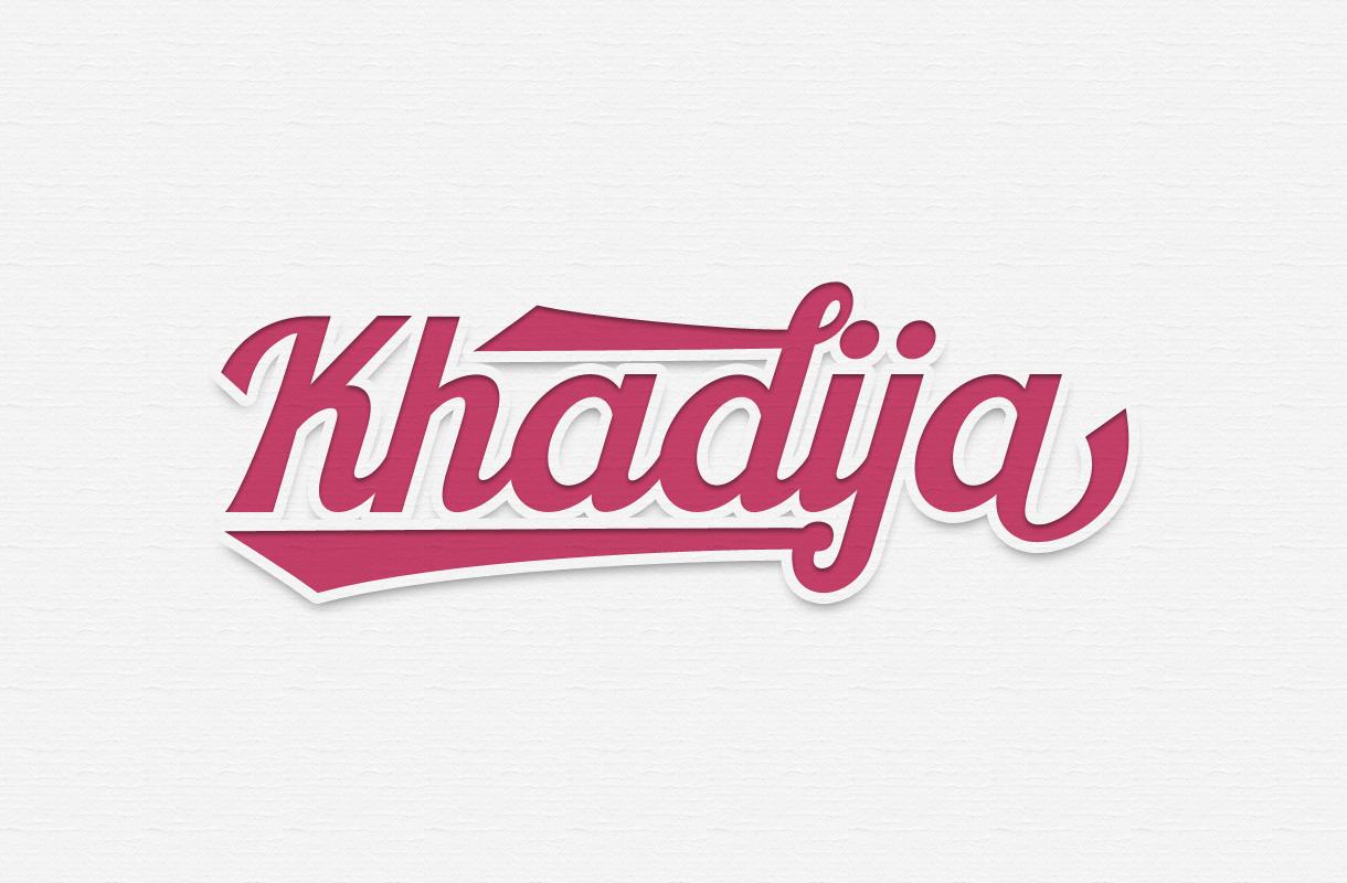 Khadija Script Font Download
