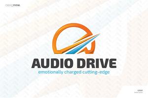 Audio Drive Logo