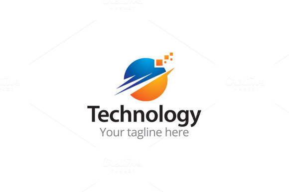 20 Technology Logo Designs that can lighten up your ...