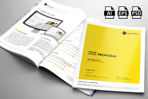 Web Proposal & Annual Report 42% Off