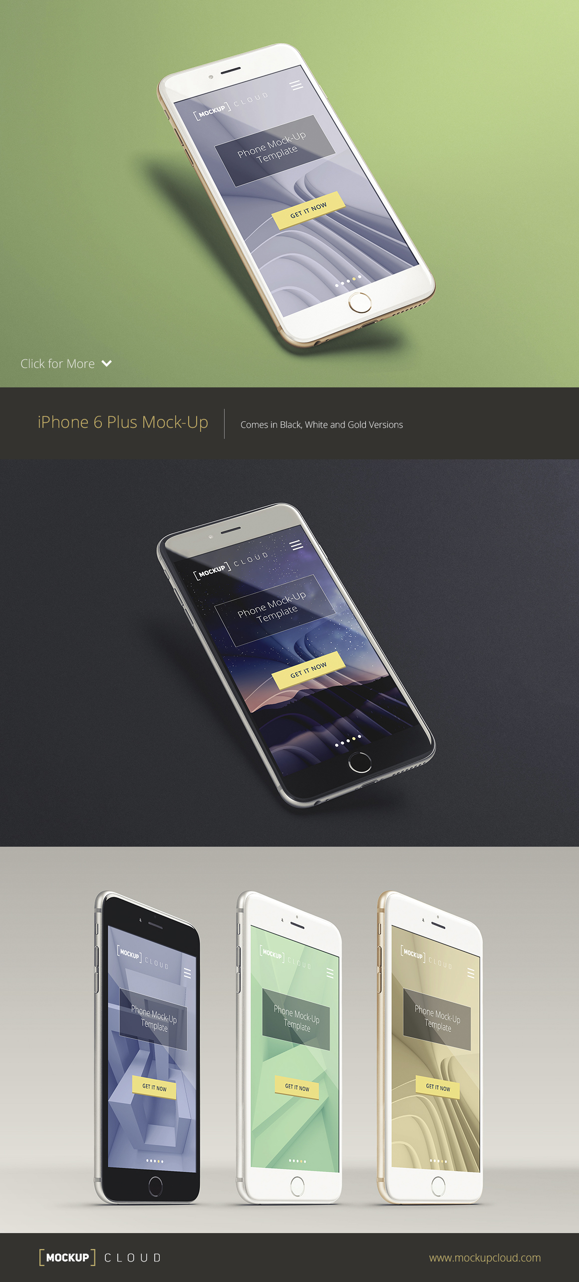 real photo iphone mock