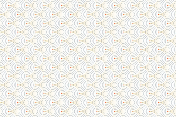 White seamless background. Scale. - Patterns
