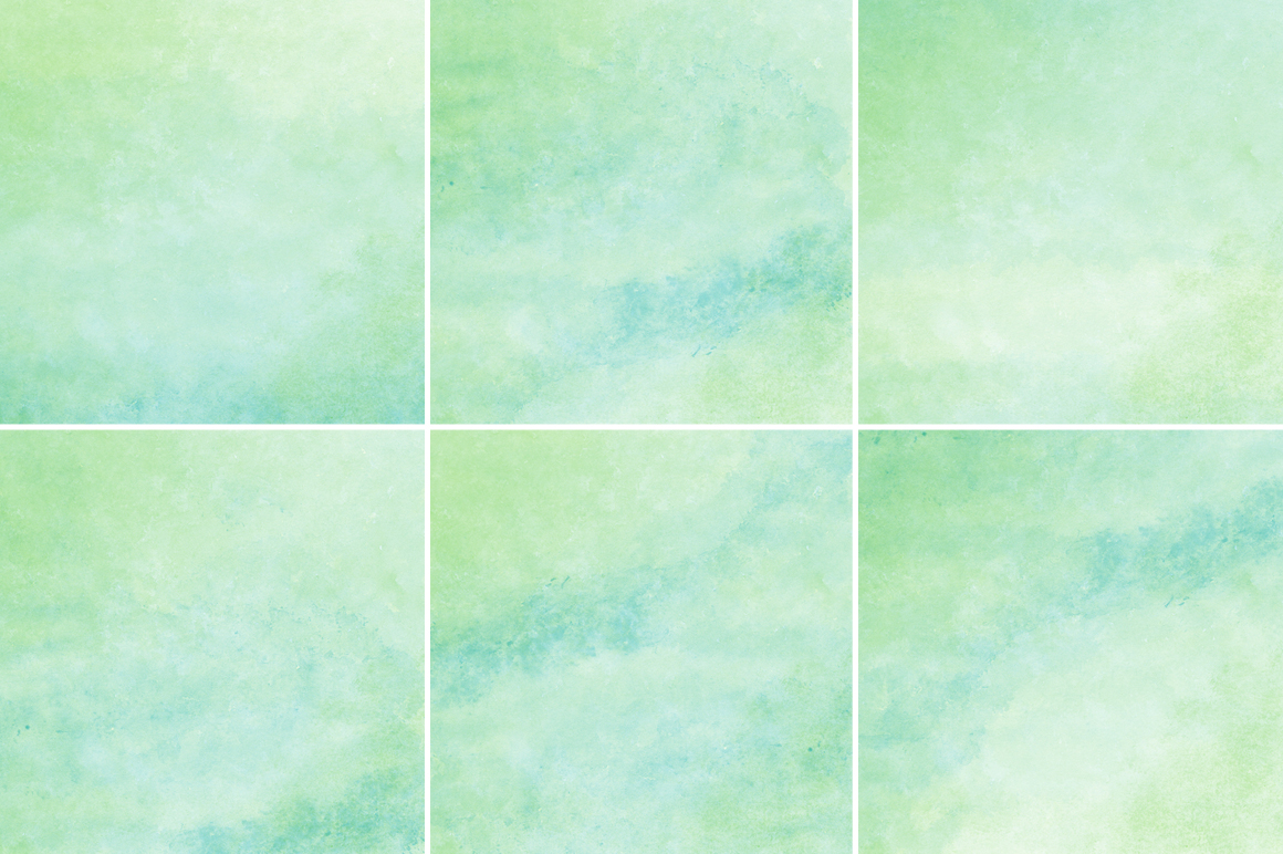 green  u0026 blue watercolor backgrounds