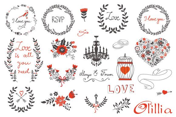 Love is.... - Illustrations