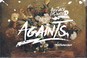 Againts Typeface (update)