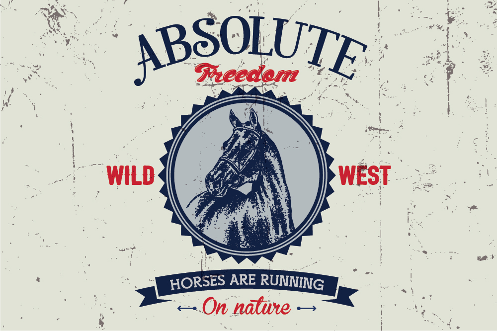 Absolute freedom logo illustrations on creative market - Treehouses the absolute freedom ...