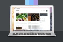 Inskyx - Minimal WordPress Theme