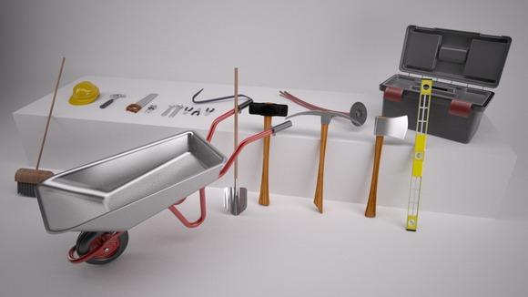 Hand Tools Mega Pack