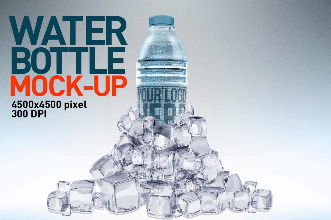 Water Bottles Mock Up Product Mockups On Creative Market