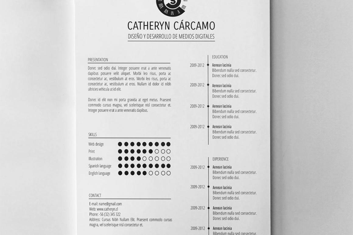 Resume ~ Resume Templates on Creative Market
