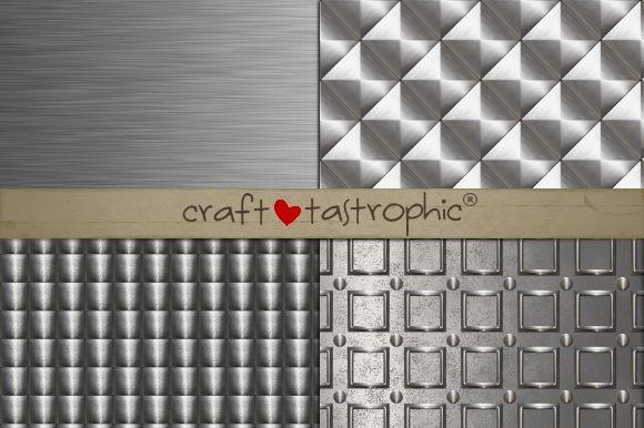 CraftTextures Metal Vol.2 - Textures