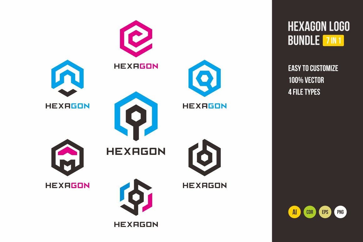 ... graphic design displaying 17 images for hexagon graphic design toolbar