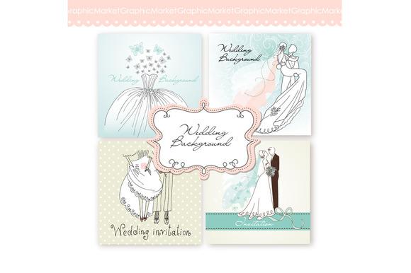 Wedding Invitations Card Templates