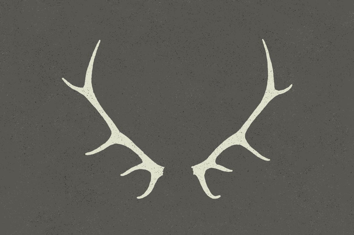 Reindeer Antlers Outline Deer-rack-eps-o.png?1385526352