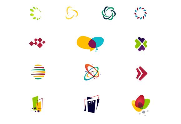 Logo Concepts Shapes