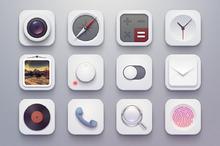 Ishtar icons