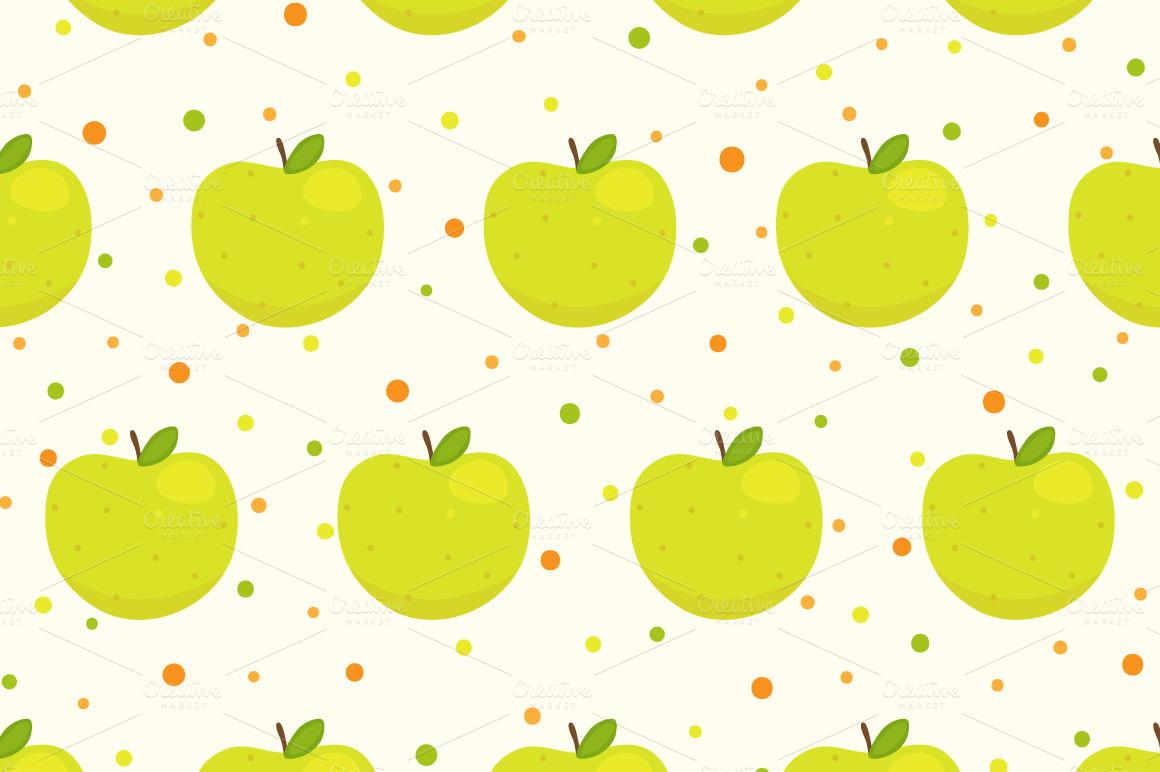 Fruit Pattern Tumblr