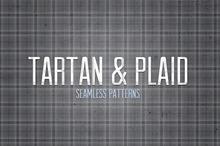 Seamless Plaid and Tartan Patterns