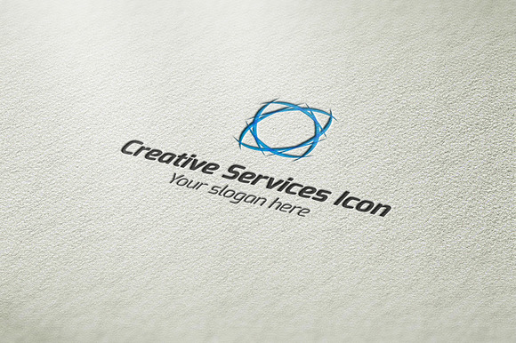 Creative Services Icon Logo